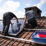'Asbest eraf, zonnepanelen erop' – Friesland